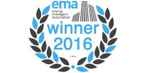 ema award winner logo